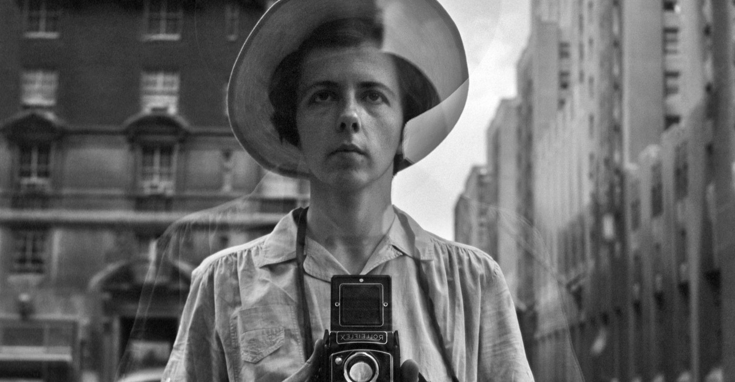 Finding Vivian Maier backdrop 1