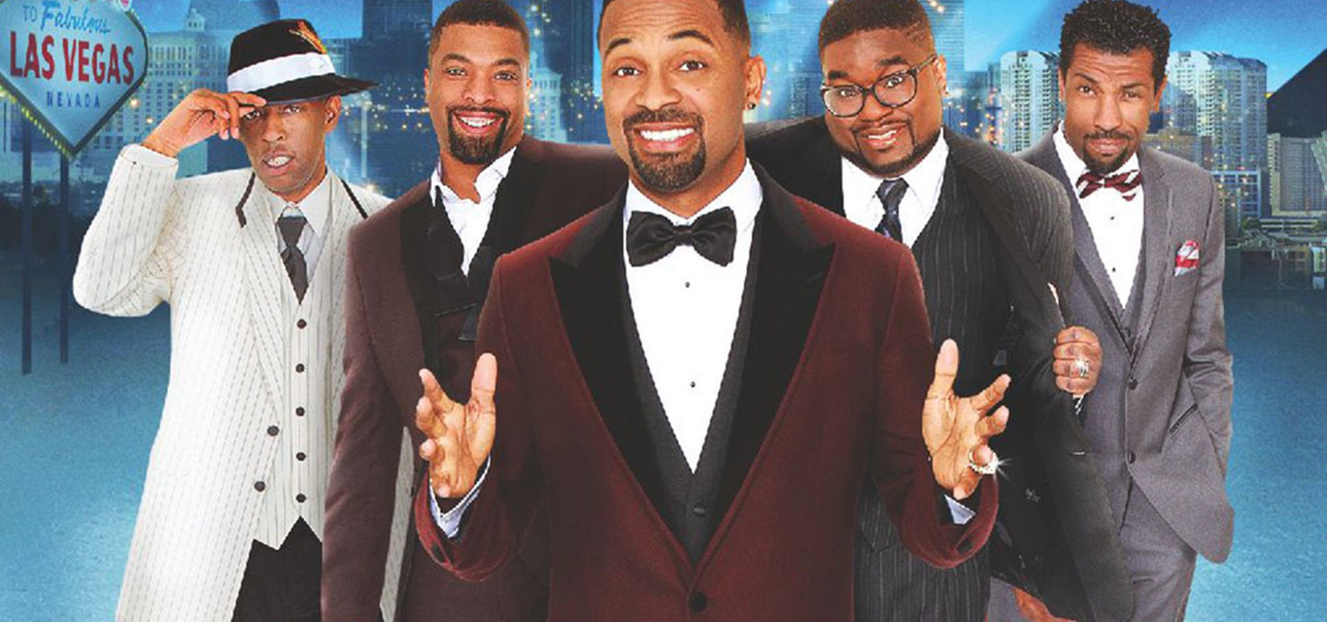 All Star Comedy Jam: Live from Las Vegas