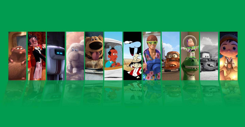 Pixar Short Films Collection Vol. 2