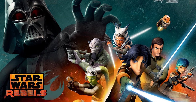 Star Wars Rebels: Die Belagerung von Lothal backdrop 1