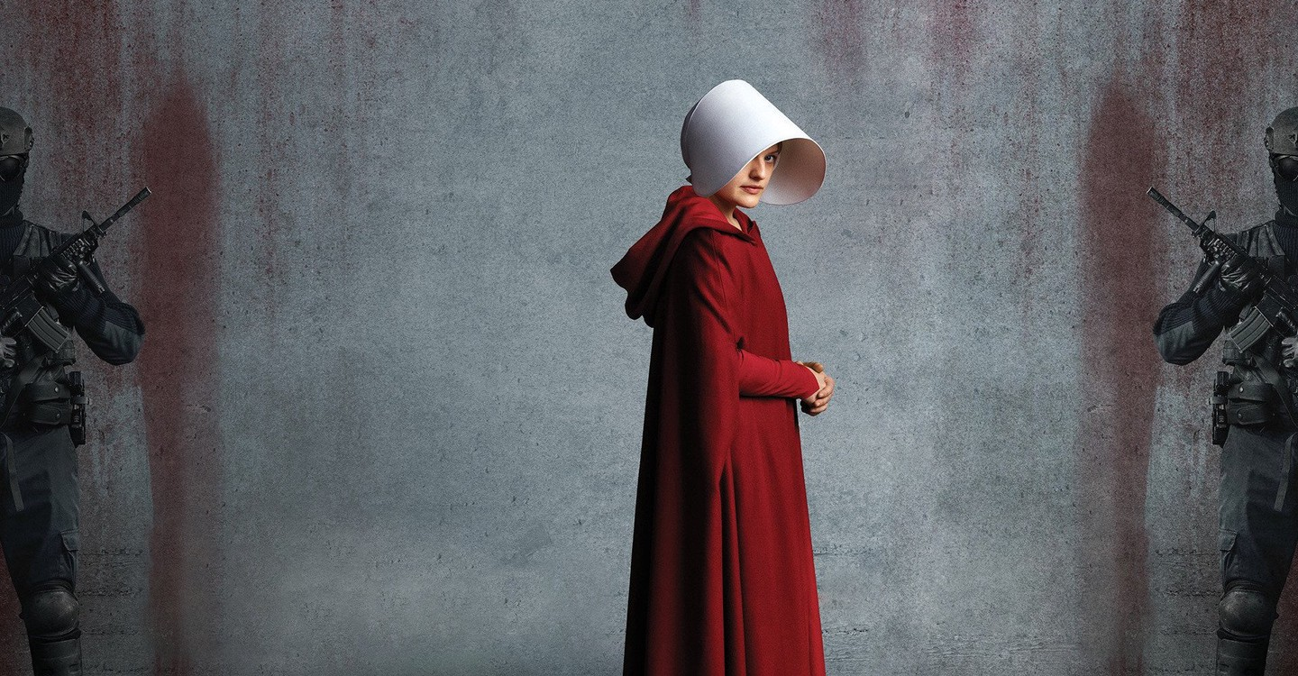 The Handmaid's Tale backdrop 1