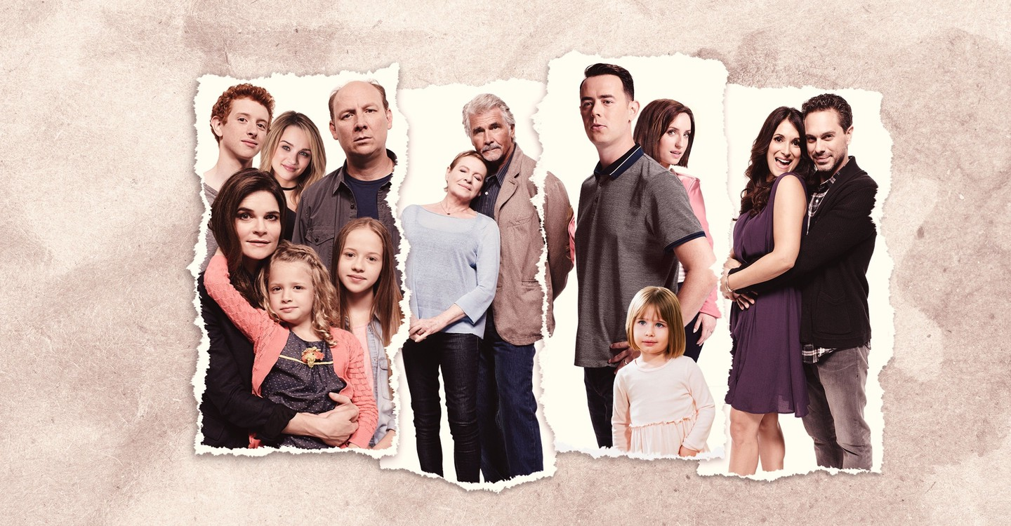 Life in Pieces - streaming tv show online