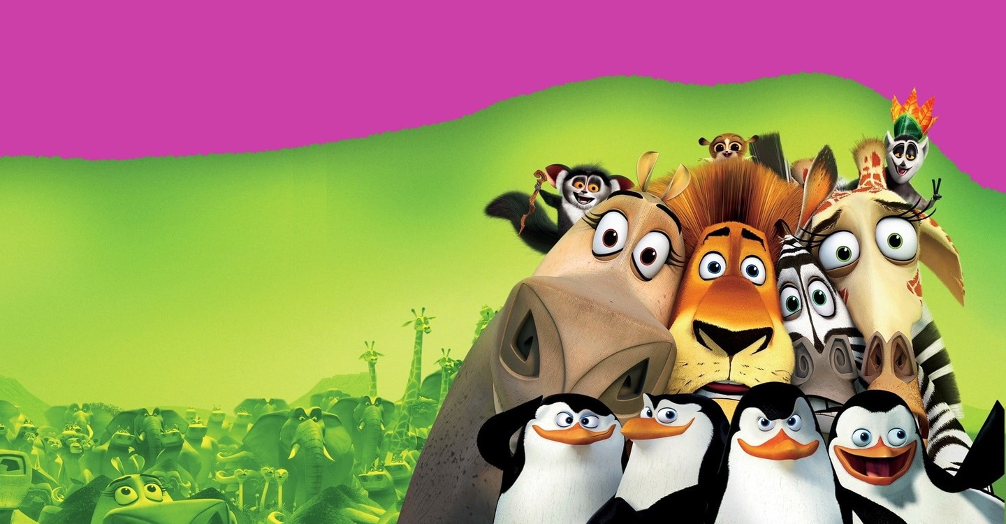 Madly Madagascar - movie: watch streaming online