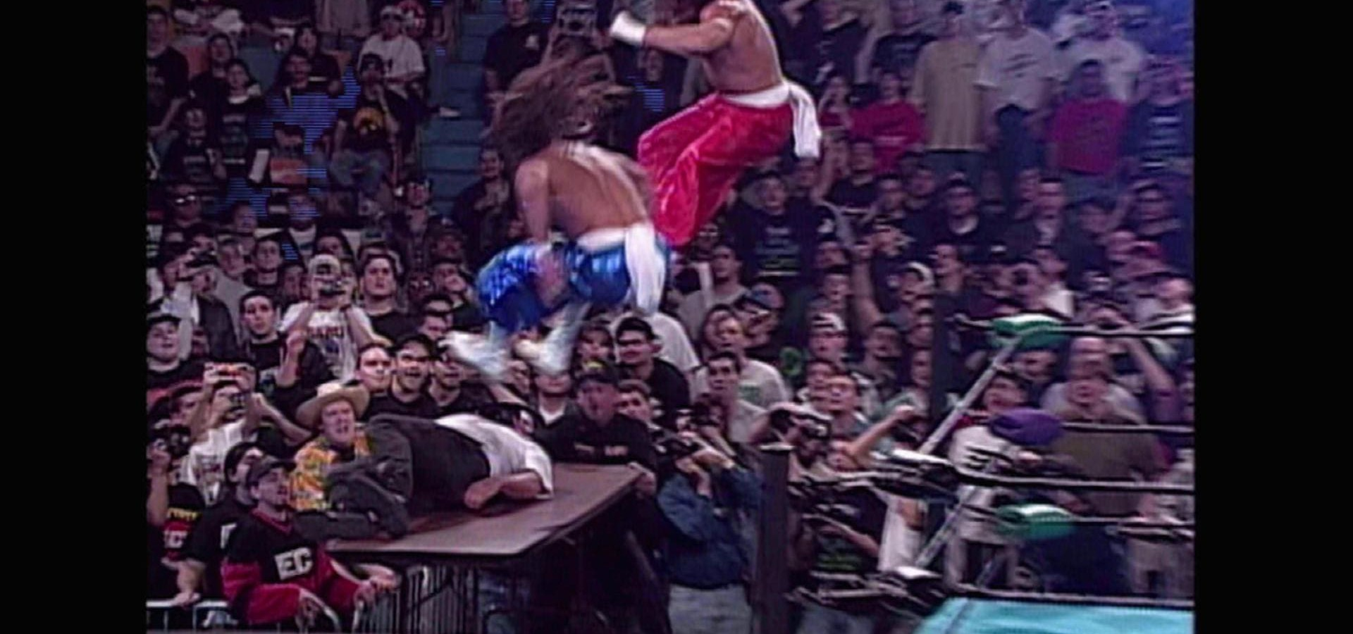 ECW Living Dangerously 1998
