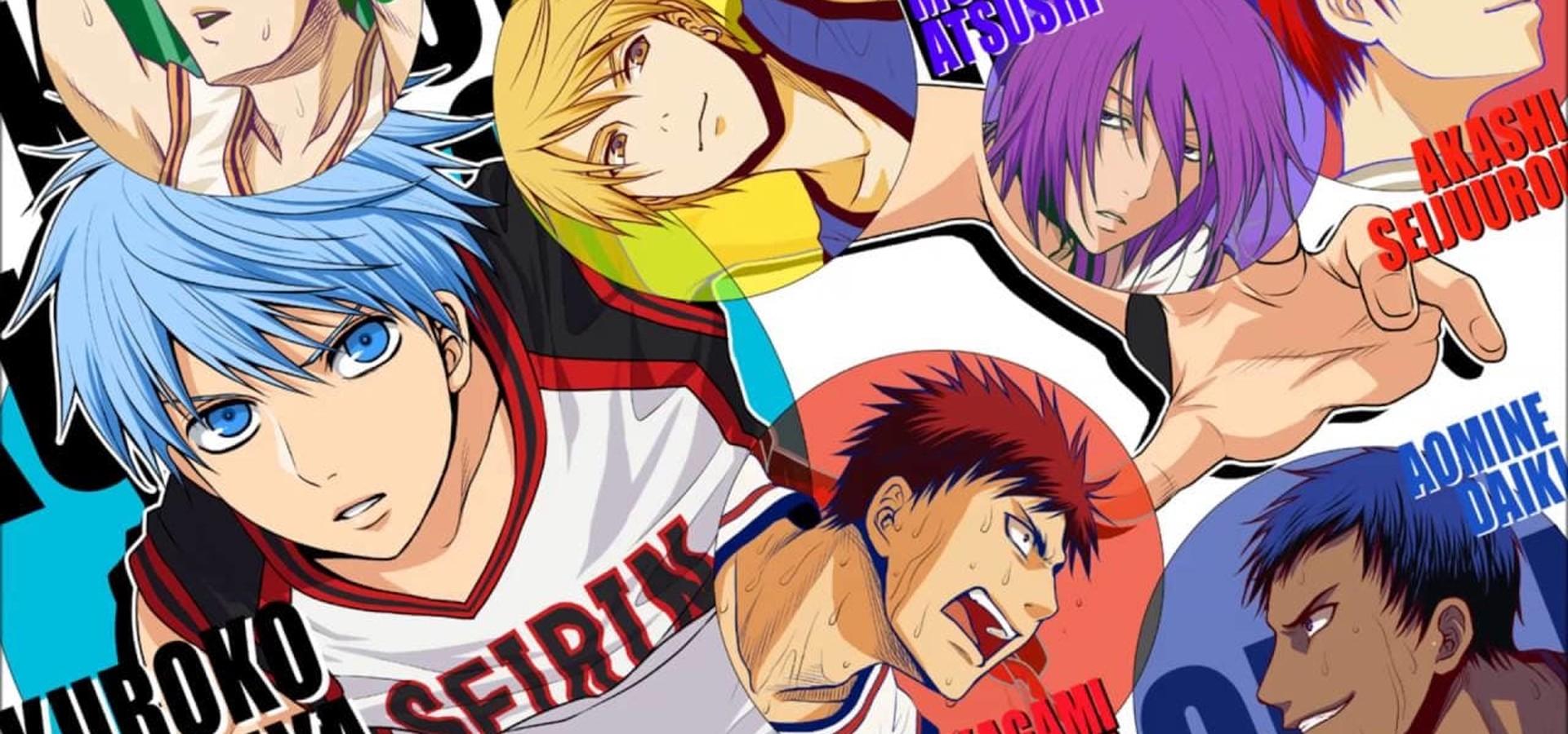 Kuroko's Basketball Season 2 All Episodes View Online Release Date Spoilers Cast & Crew