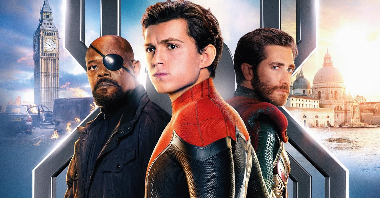Homem-Aranha: Longe de Casa