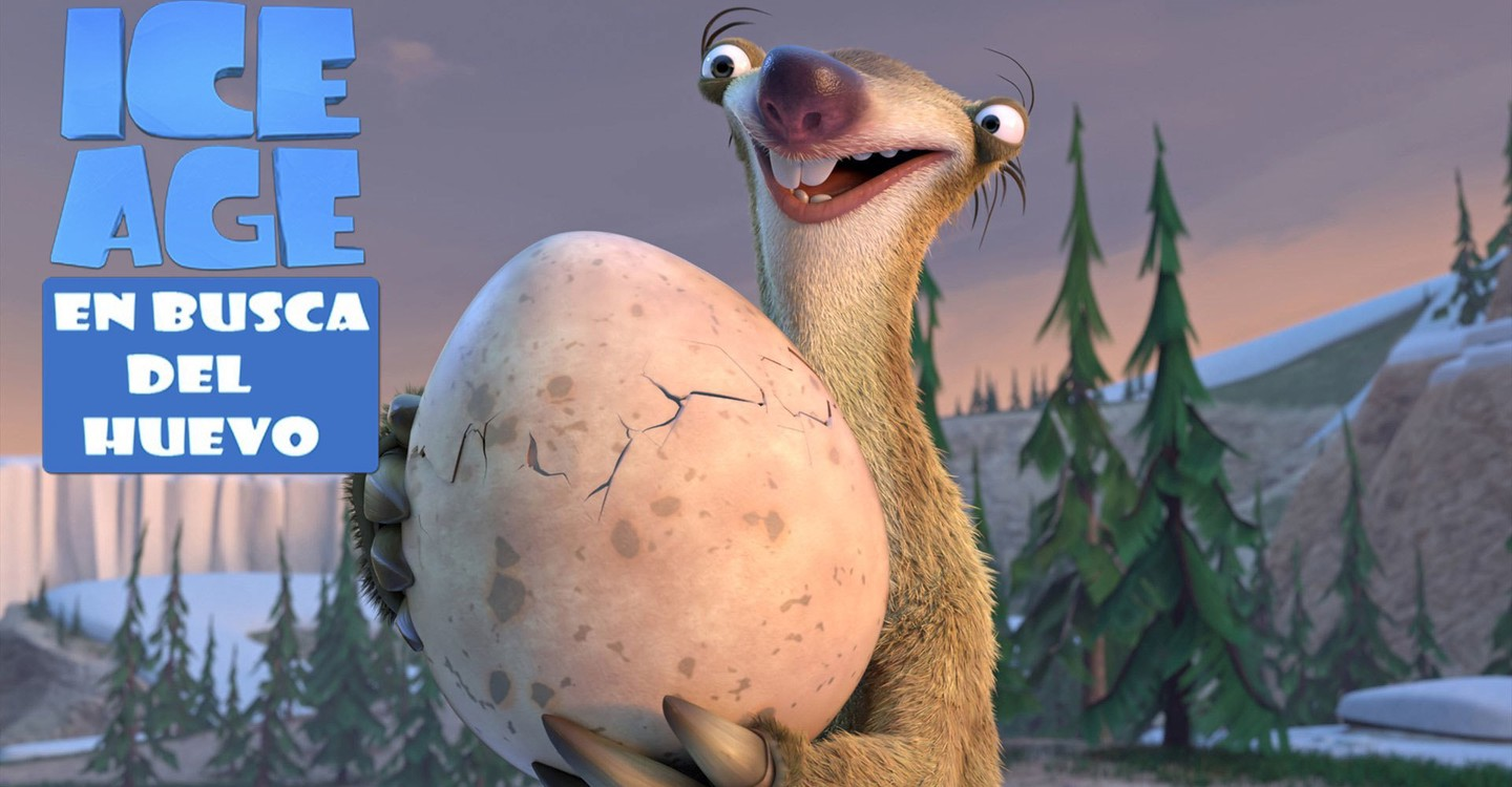 Ice Age: The Great Egg-Scapade backdrop 1