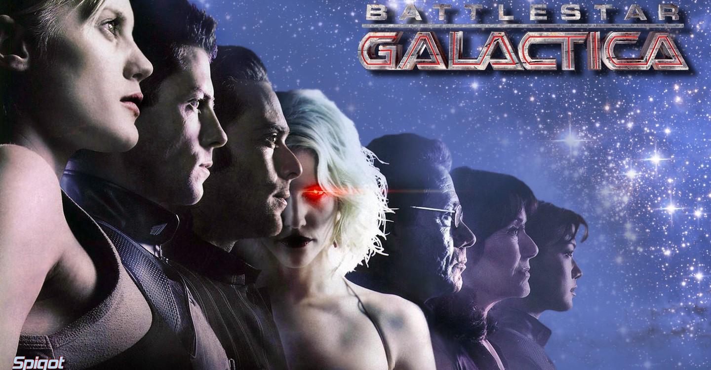 Battlestar Galactica (Mini-series)