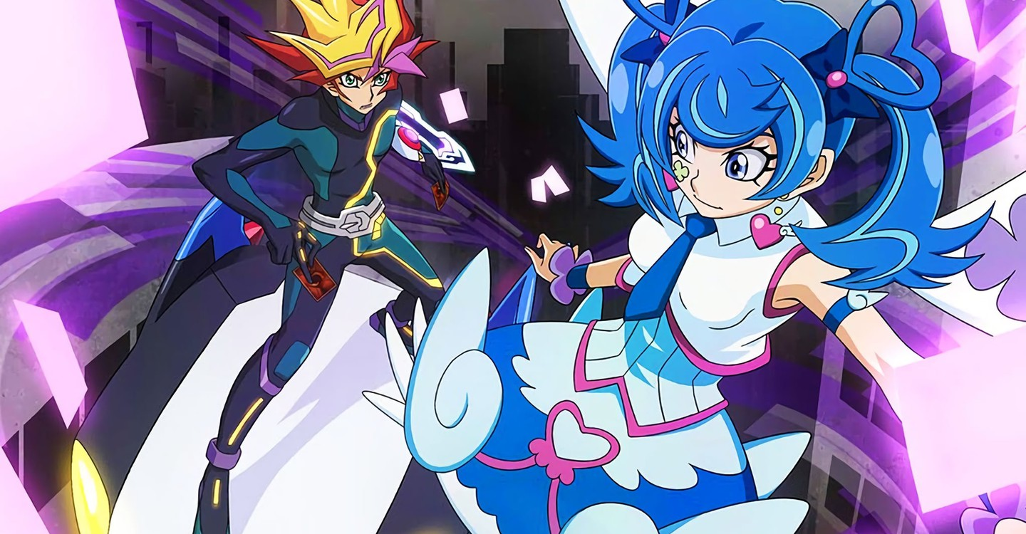 Yu Gi Oh Vrains Streaming Tv Series Online