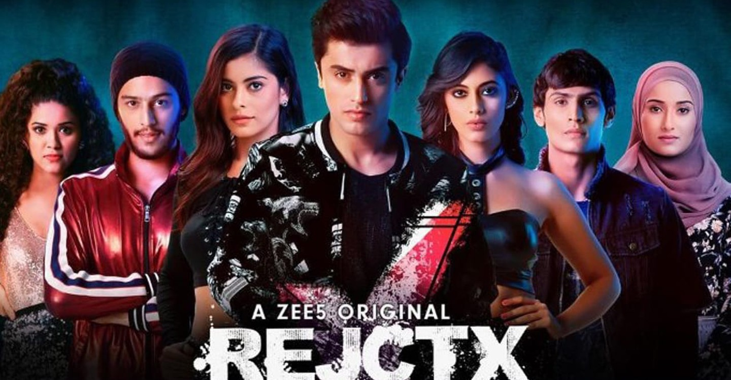 RejctX Season 1 - watch full episodes streaming online