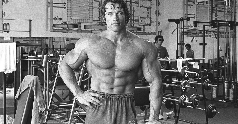 Arnold on rautaa