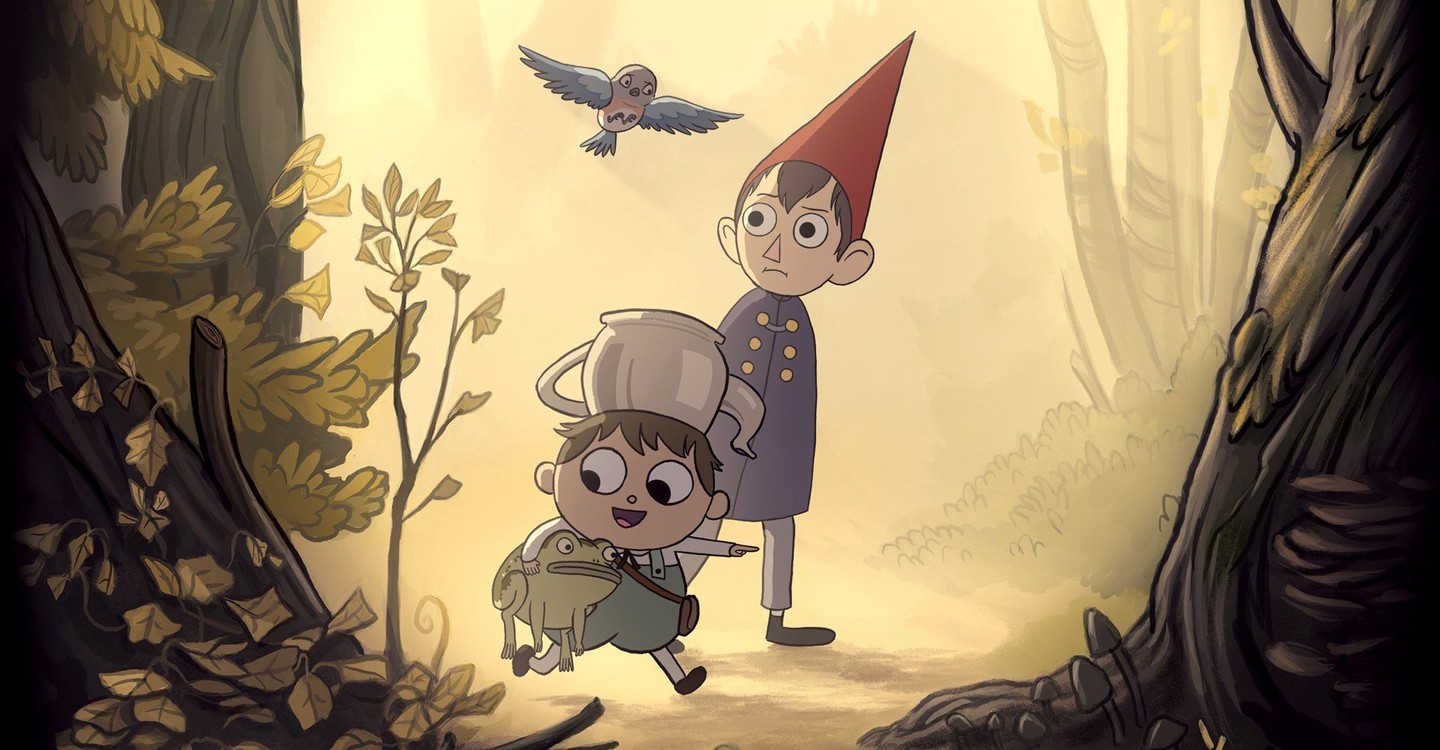 Over the Garden Wall - streaming tv series online