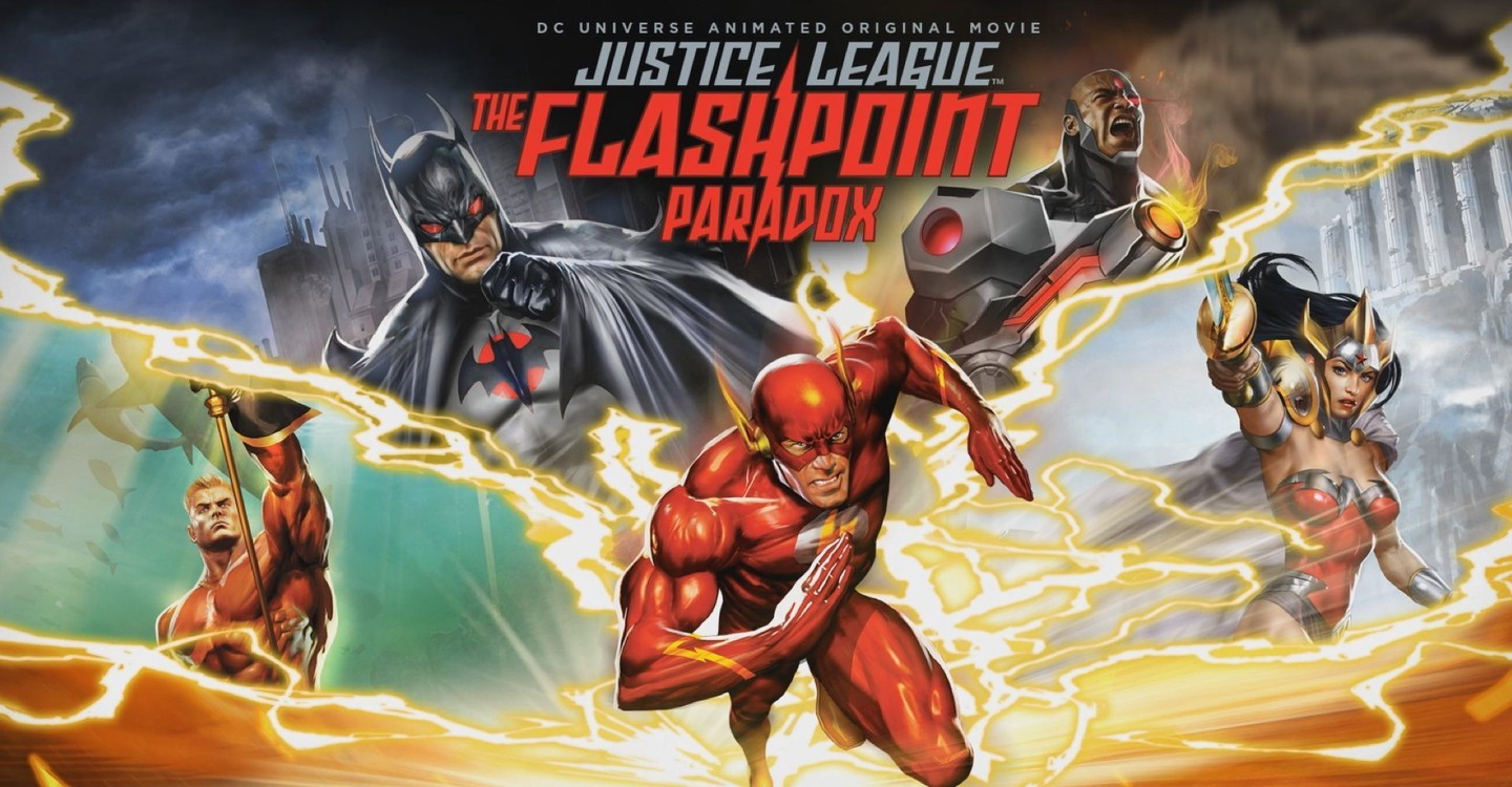 justice league flashpoint movie download
