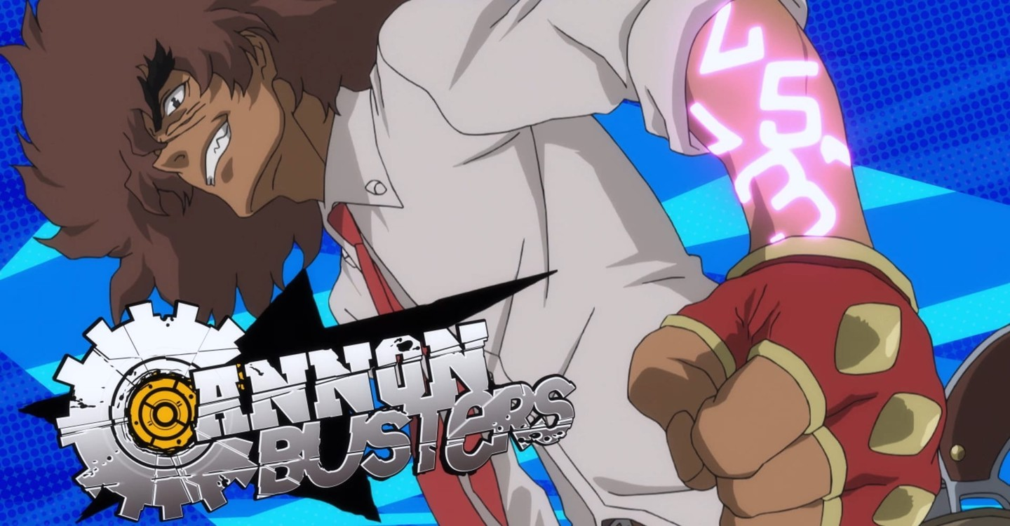 Cannon Busters Season 1 Watch Episodes Streaming Online
