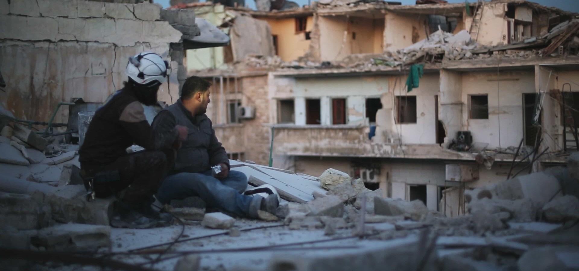 Les derniers Hommes d'Alep