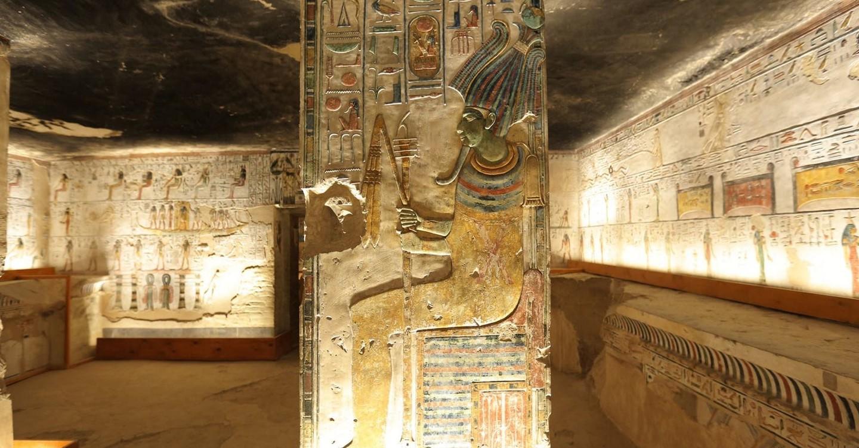 Lost Treasures of Egypt