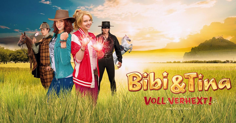 Bibi & Tina: Bewildered and Bewitched