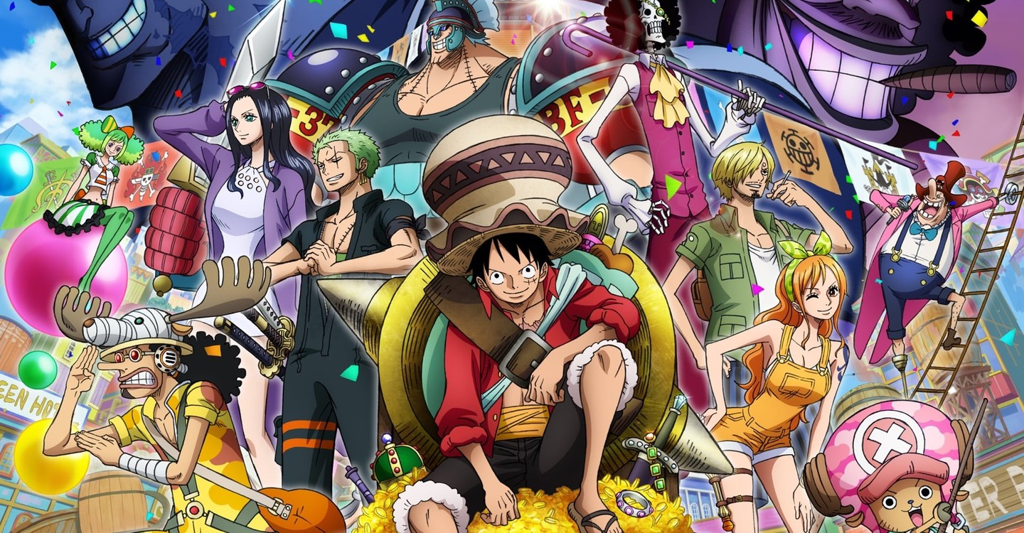 WATCH One Piece: Stampede FULL