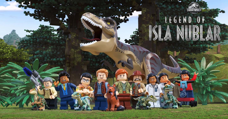 Jurassic World - Die Legende der Insel Nublar