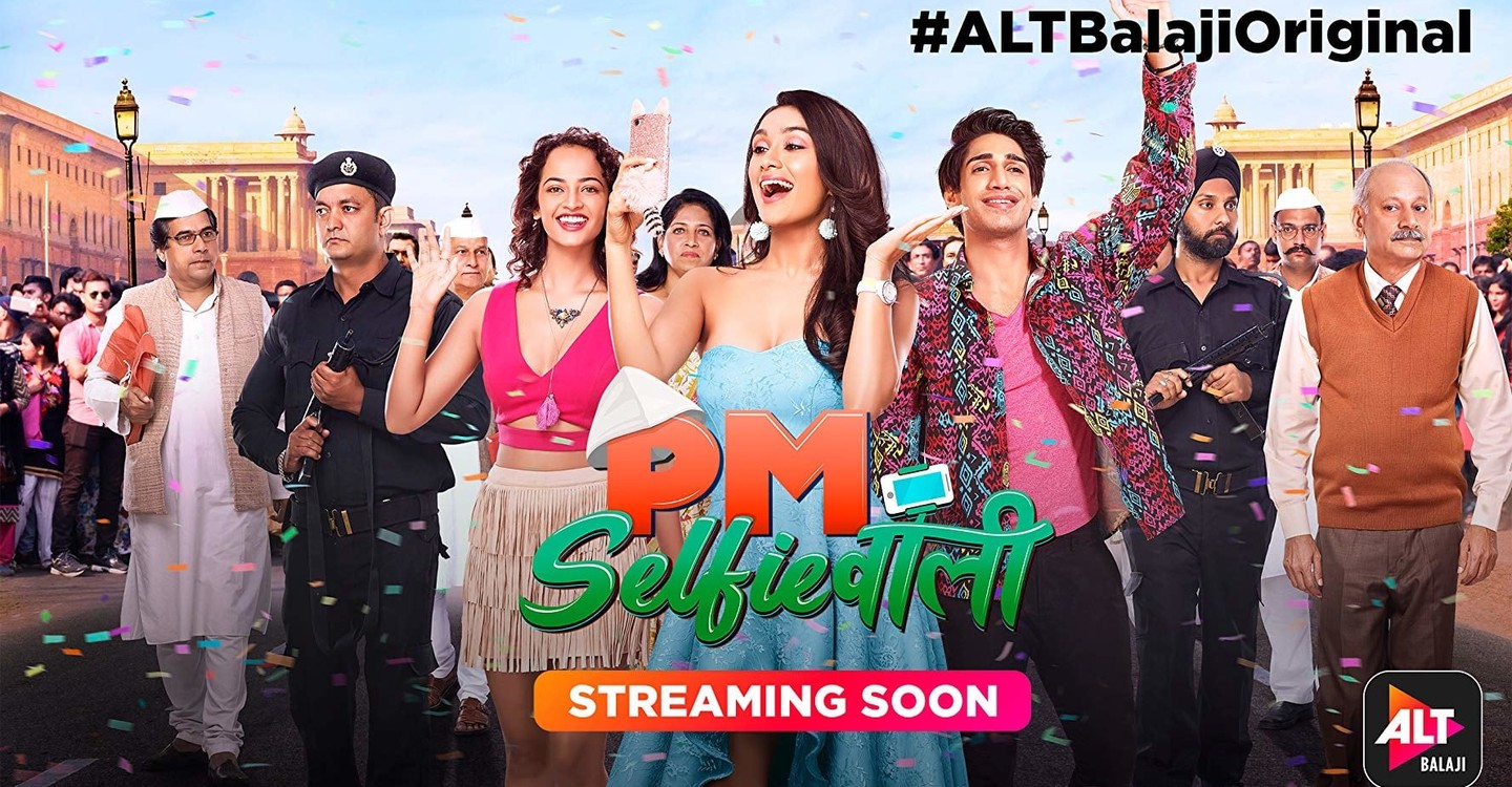PM Selfiewallie Season 1 - watch episodes streaming online