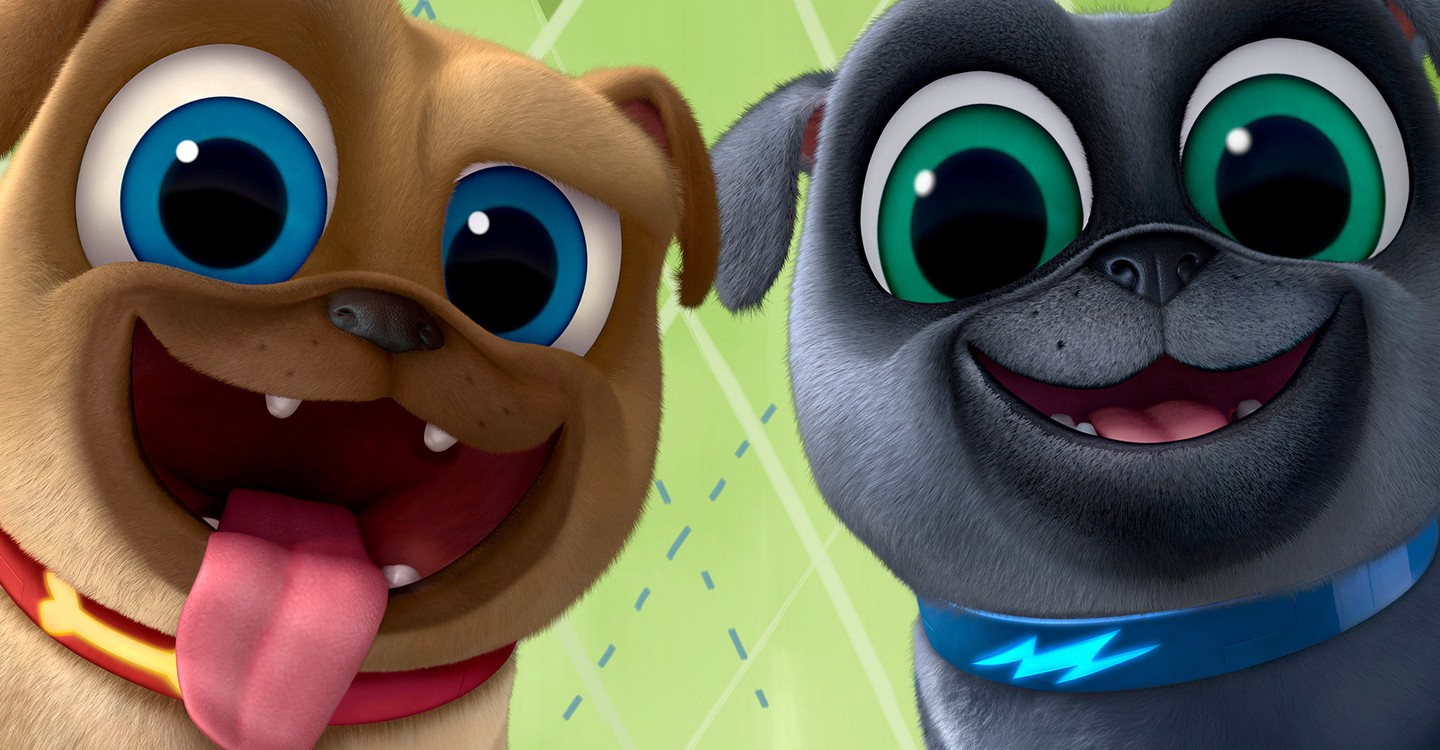 Puppy Dog Pals Streaming Tv Series Online