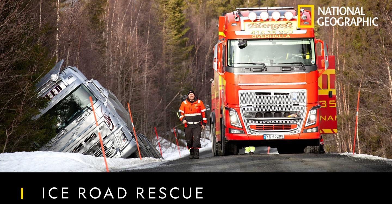 Ice Road Rescue