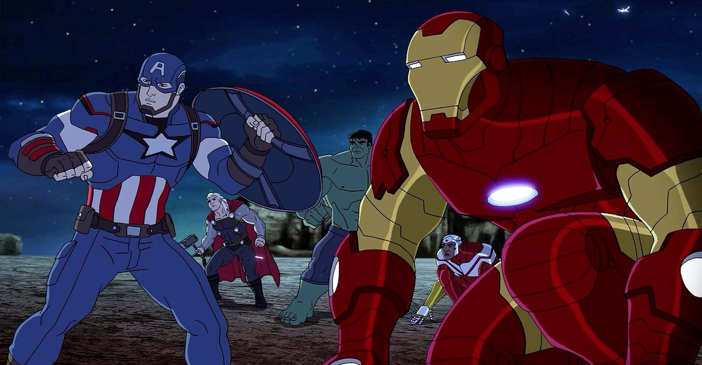 Marvel's Avengers Assemble - streaming online