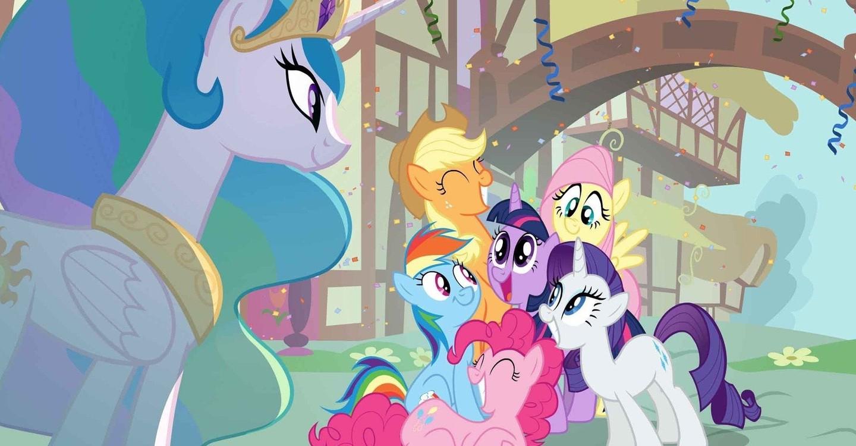 My Little Pony: La magia de la amistad