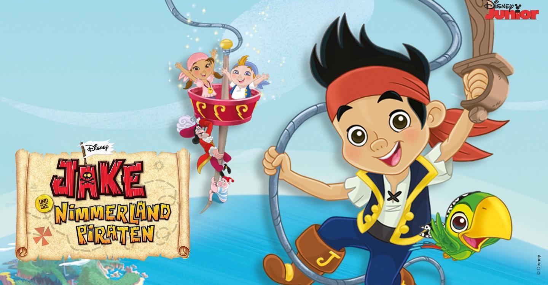 Assistir Jake E Os Piratas Da Terra Do Nunca Online
