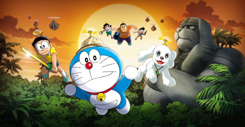 Doraemon - Il Film - Le avventure di Nobita e dei cinque esploratori