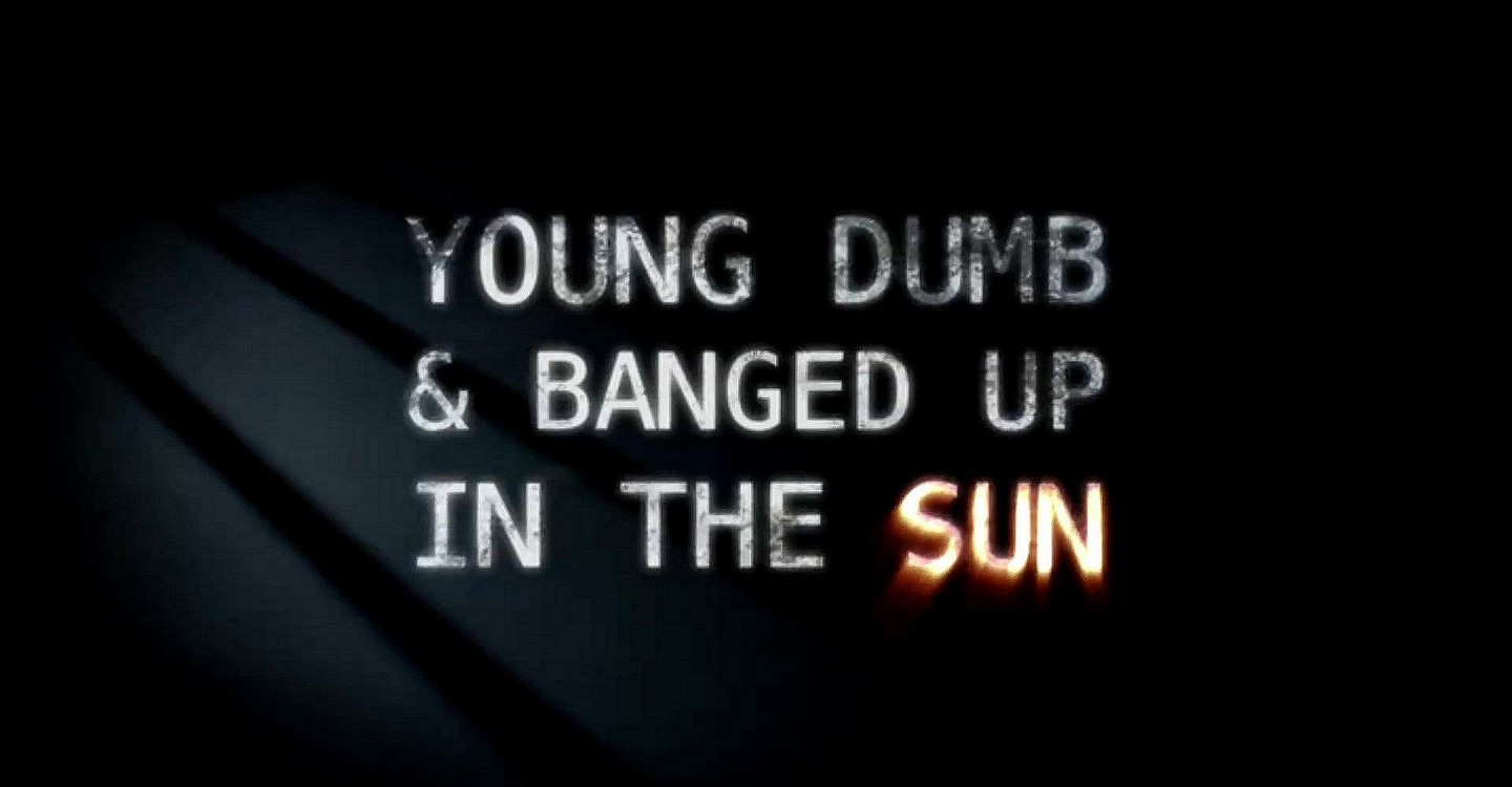 Young Dumb and Banged Up in the Sun