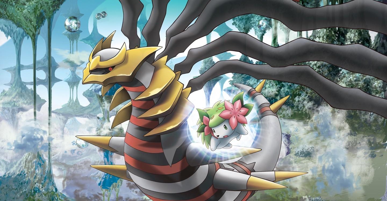 Pokemon Giratina And The Sky Warrior Stream