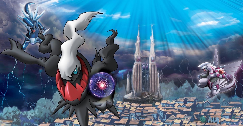 Pokemon The Rise Of Darkrai Streaming Online