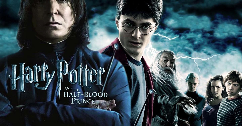 Harry Potter ja puoliverinen prinssi backdrop 1