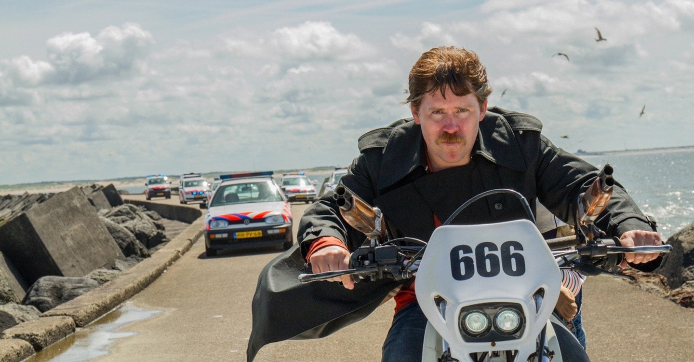 Ron Goossens, Low Budget Stuntman