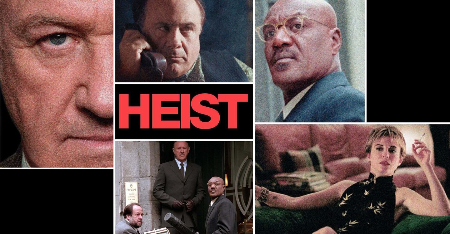 Heist - movie: where to watch stream online