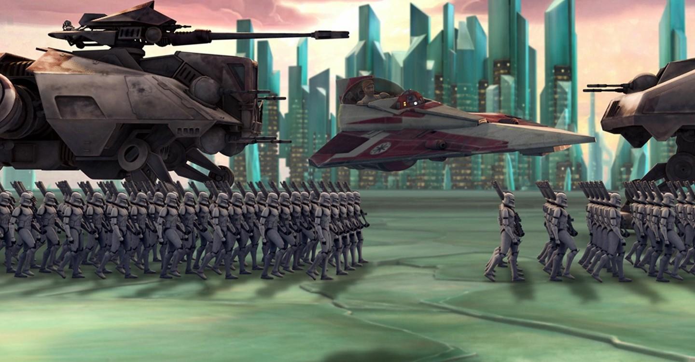 스타워즈: 클론전쟁