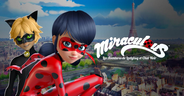 Miraculous: Las aventuras de Ladybug
