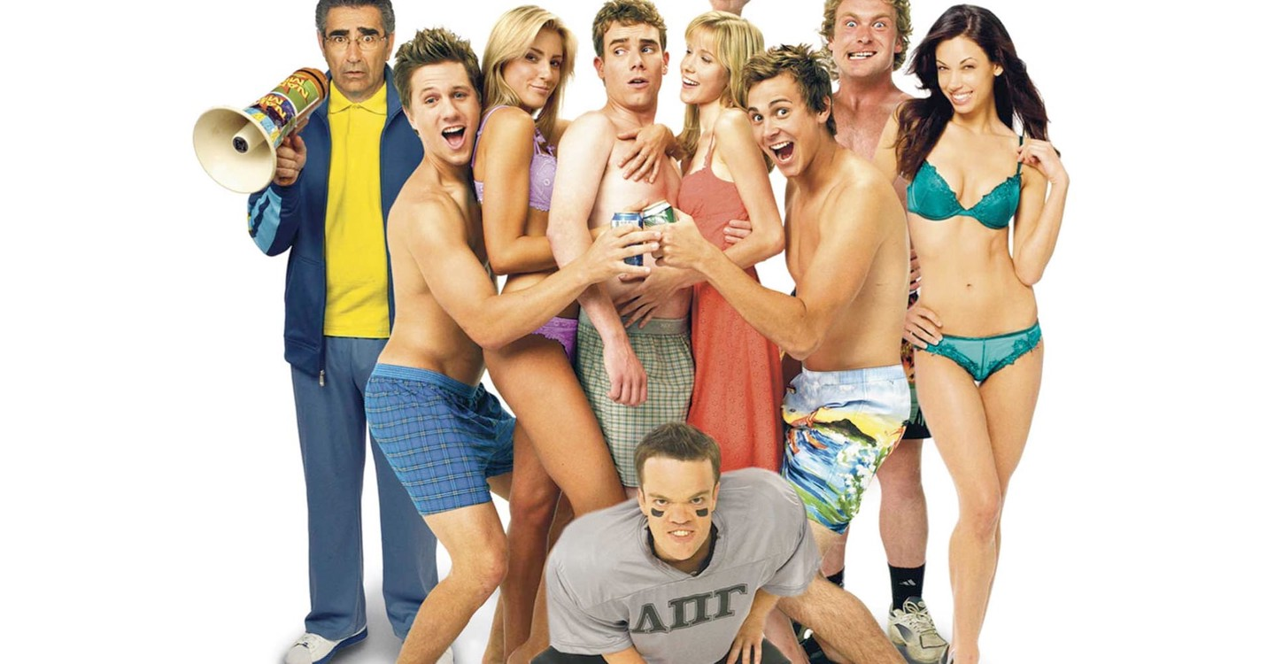 American Pie Naked american pie presents: the naked mile - streaming