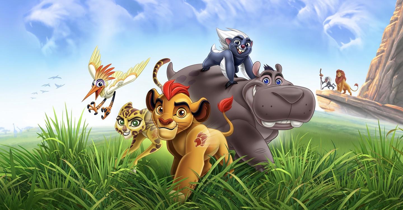 Die Garde Der Löwen Staffel 2