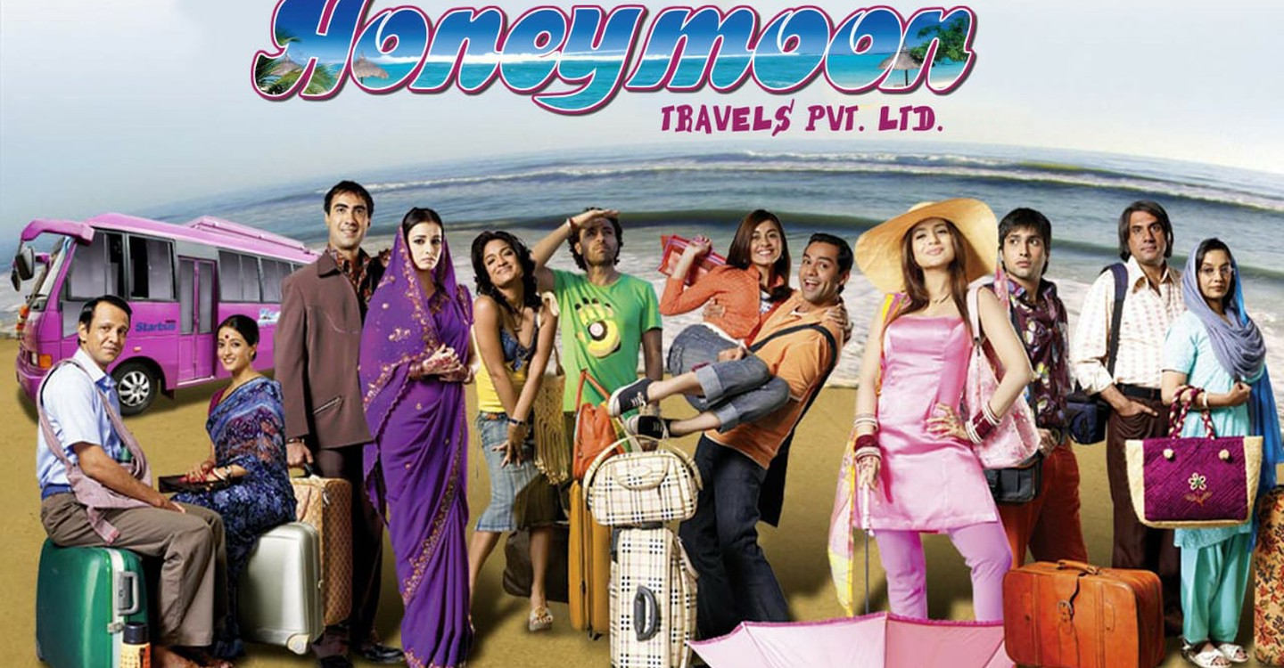 Honeymoon Travels Pvt. Ltd. streaming online