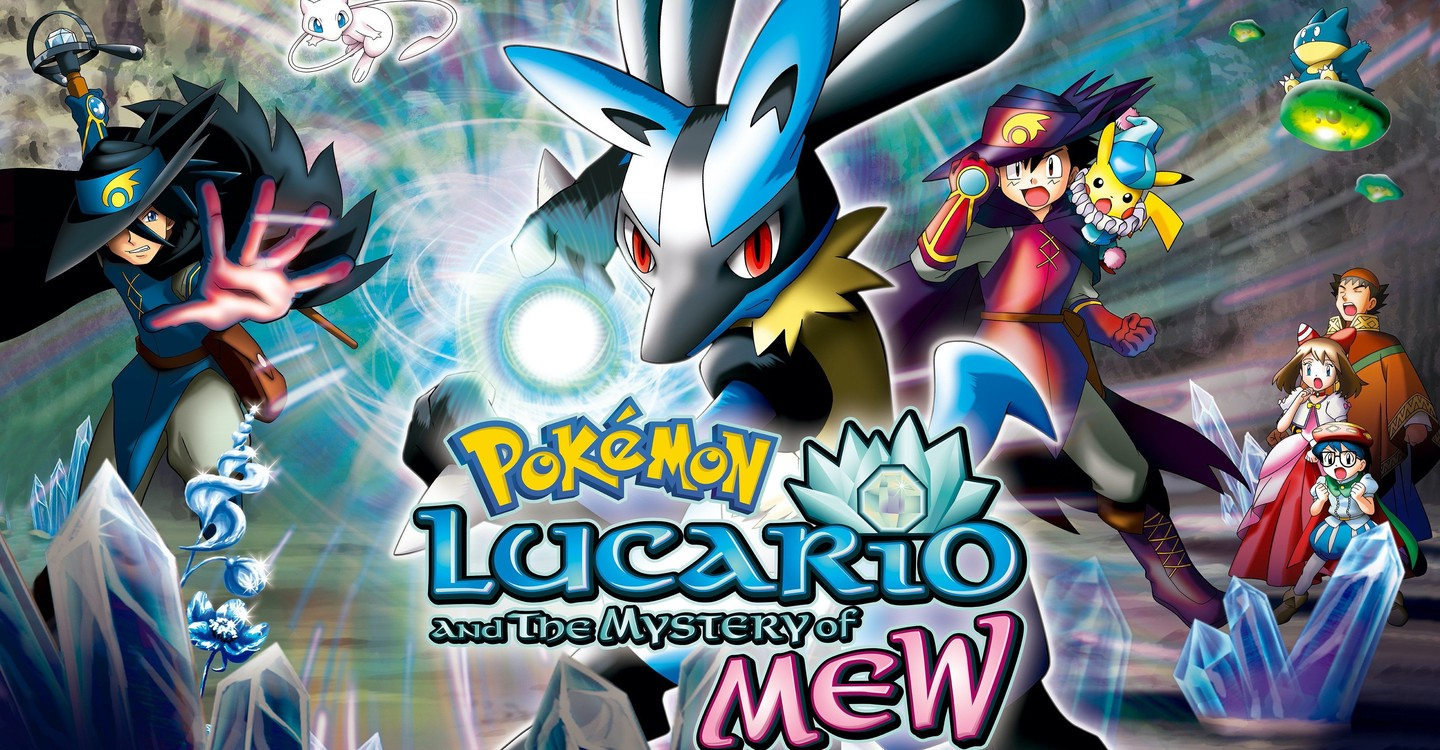 Pokemon Lucario And The Mystery Of Mew Streaming