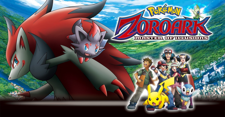 Pokemon Zoroark Master Of Illusions Streaming