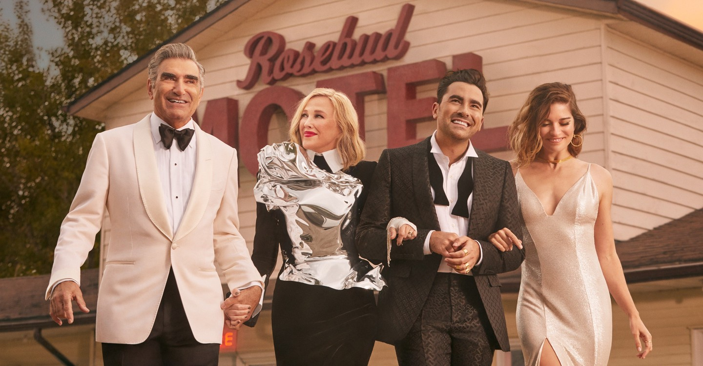 Schitt's Creek - streaming tv series online