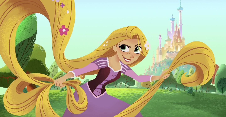 Rapunzel Stream