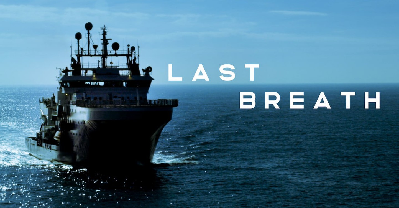 Der letzte Atemzug - Gefangen am Meeresgrund