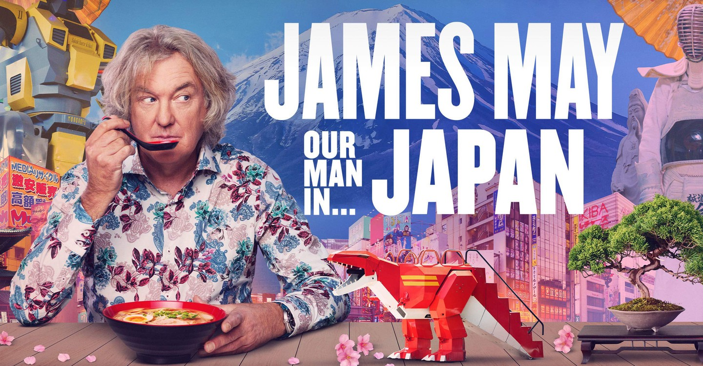 James May - Our Man in Japan