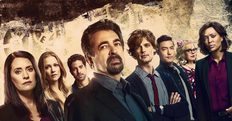 Criminal Minds - FBI-tutkijat