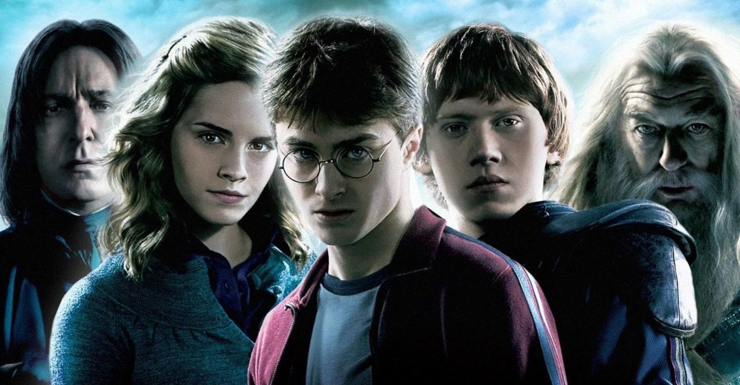 Harry Potter and the Half-Blood Prince backdrop 1