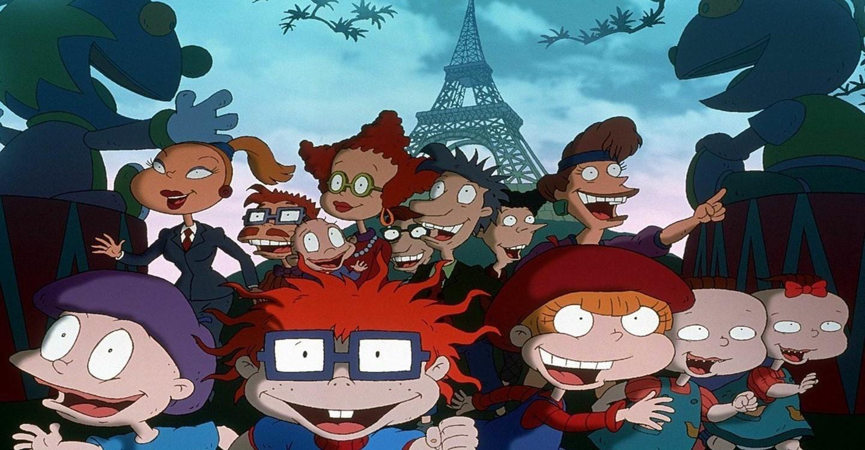 Rugrats Em Paris Os Anjinhos Filme